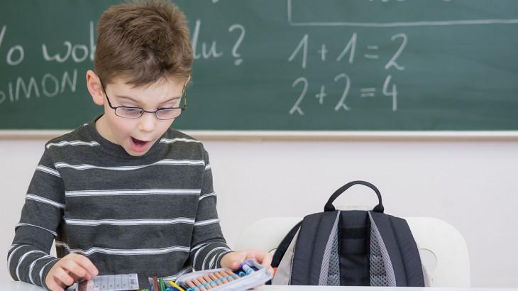 dziecko, szkoła, artykuły szkolne